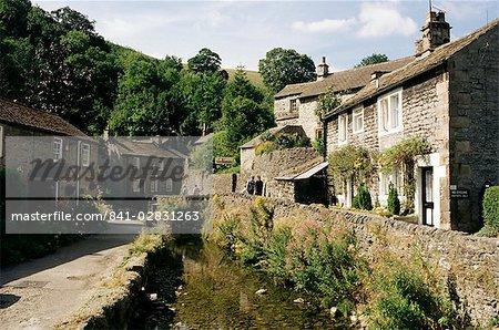 Castleton, Peak District, Derbyshire, England, United Kingdom, Europe