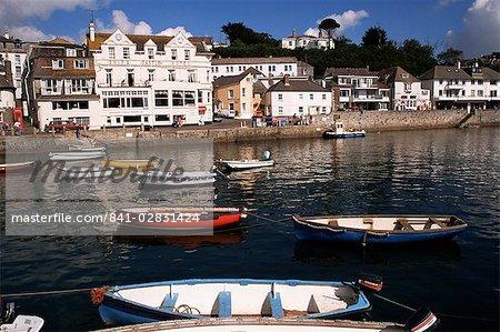 Harbour, St. Mawes, Cornwall, England, United Kingdom, Europe