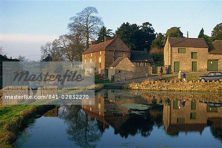 Tissington, Derbyshire, England, Vereinigtes Königreich, Europa