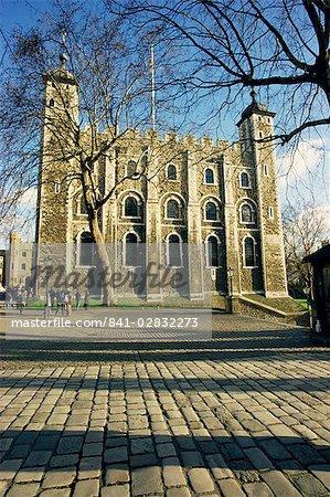 White Tower, Tower of London, UNESCO Weltkulturerbe, London, England, Vereinigtes Königreich, Europa