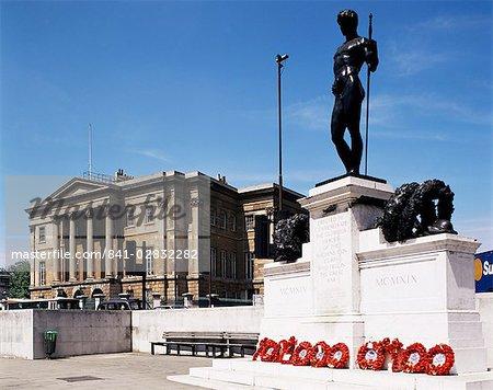 Apsley House, autrefois la résidence du duc de Wellington, maintenant un musée, Hyde Park Corner, Londres, Royaume-Uni, Europe