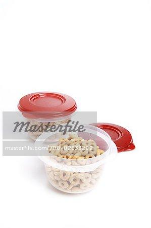 Conteneurs de céréales sèches