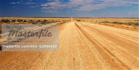 Country Road, Australian Outback, Australia