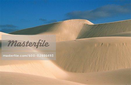Sand Dunes, Desert, Australia