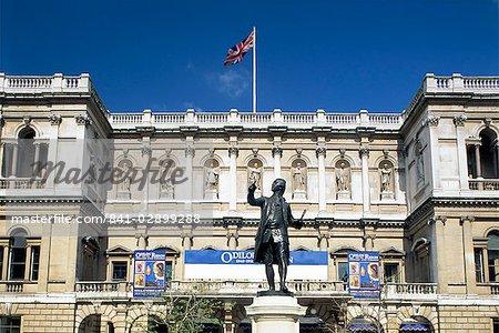 Académie royale des arts, Burlington House, Londres, Angleterre, Royaume-Uni, Europe