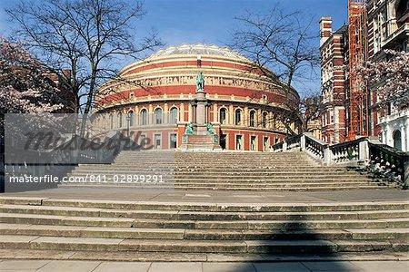 Royal Albert Hall, Kensington, Londres, Royaume-Uni, Europe