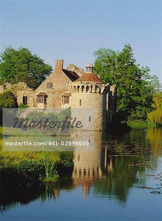 Scotney Castle, Kent, England, United Kingdom, Europe