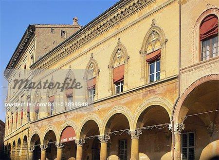 San Stefano arcade, Bologne, Émilie-Romagne, Italie, Europe