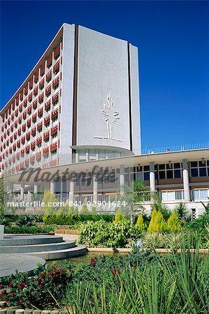 Hôtel de ville, Windoek, Namibie, Afrique