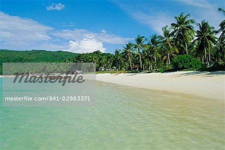 Ao Dalam Bay, Phi-Phi Don Island, Krabi Province, Thailand, Asia