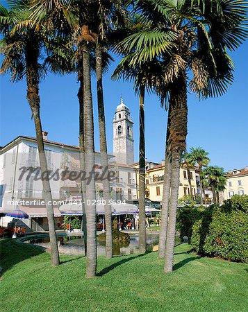 Palaza, Lago di Maggiore (Lake Maggiore), Piemonte (Piedmont), Italian Lakes, Italy, Europe