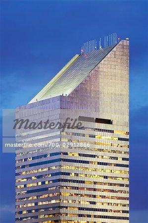 Citigroup Center, Manhattan, New York, New York, USA