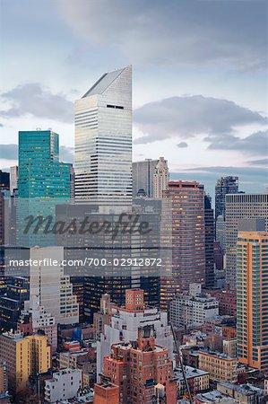Citigroup Center, Midtown Manhattan, New York, New York, USA