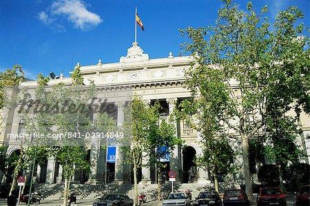 Bolsa (Stock Exchange), Madrid, Spain, Europe
