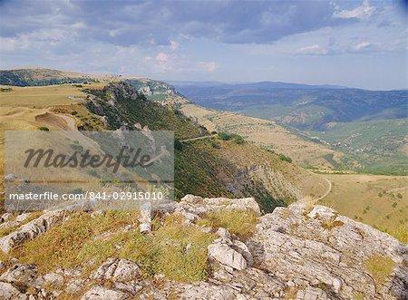 Le Cavennes, vallée du Tarnon de Causse Mejean, Languedoc Roussillon, France, Europe