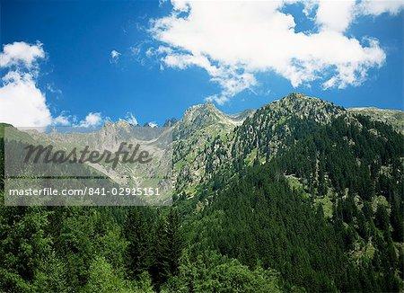 Les Rousses Grand, près de Grenoble, Isère, Rhone Alpes, France, Europe