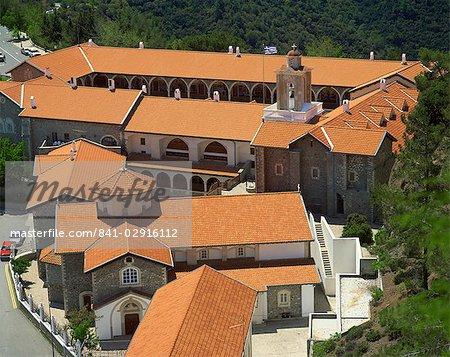 Kykkos monastère, Chypre, Europe