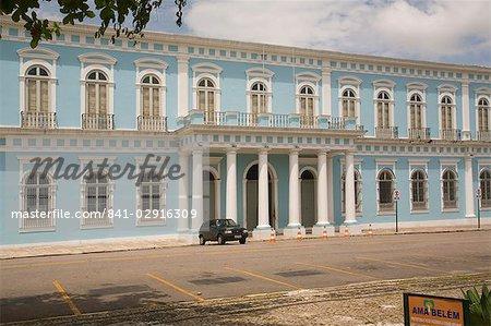 Palacio Antonio Lemos, Belém, Para, Brésil, Amérique du Sud
