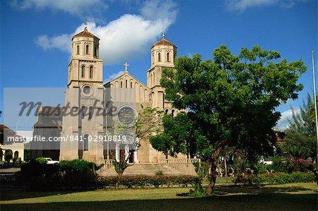Saint-esprit cathédrale, Mombasa, Kenya, Afrique de l'est, Afrique