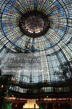 Cafe Flo, Printemps Department Store, Paris, France, Europe