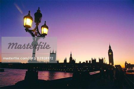 Chambres du Parlement de la South Bank, Londres, Royaume-Uni, Europe