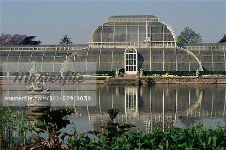 Royal Botanic Gardens, Kew, Site du patrimoine mondial de l'UNESCO, Londres, Royaume-Uni, Europe