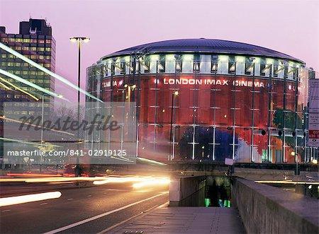 Imax cinema, Waterloo, London, England, United Kingdom, Europe