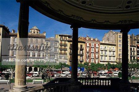 Pampelune, Navarre, pays basque, Espagne, Europe