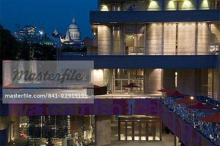 National Theatre, South Bank, London, England, United Kingdom, Europe