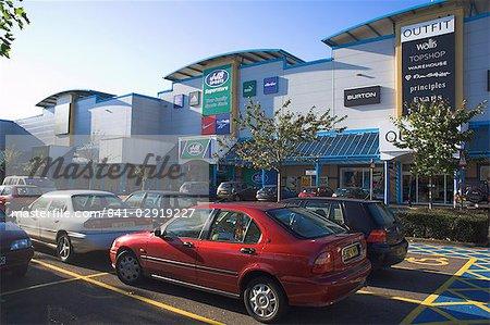Retail centre, Croydon, Surrey, England, United Kingdom, Europe
