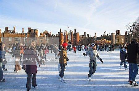Hampton Court, London, England, United Kingdom, Europe