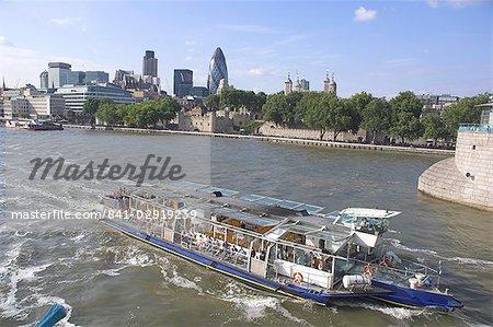 City skyline, London, England, United Kingdom, Europe