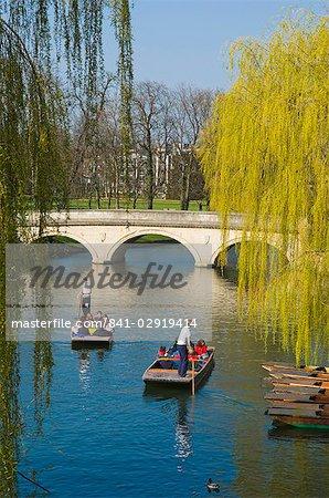 Pünten, Cambridge, Cambridgeshire, England, Vereinigtes Königreich, Europa
