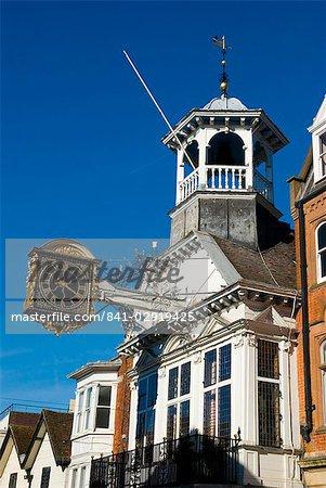 Town Hall, Guildford, Surrey, England, United Kingdom, Europe