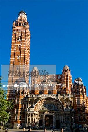 Westminster Cathedral, Victoria-Bereich, London, England, Vereinigtes Königreich, Europa