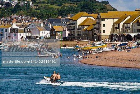 Teignmouth Port, Devon, England, United Kingdom, Europe