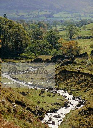 Edale, Peak District National Park, Derbyshire, England, United Kingdom, Europe