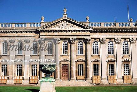 Senate House, King's Parade, Cambridge, Cambridgeshire, England, United Kingdom, Europe