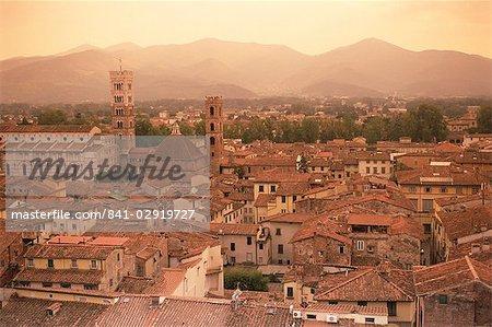 Lucca, Tuscany, Italy, Europe