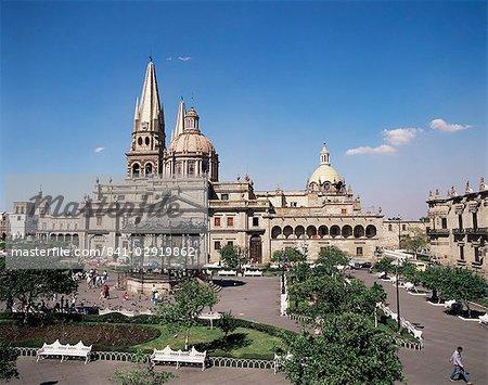 Guadalajara, au Mexique, en Amérique du Nord