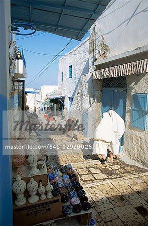 Medina, Sousse, en Tunisie, l'Afrique du Nord, Afrique