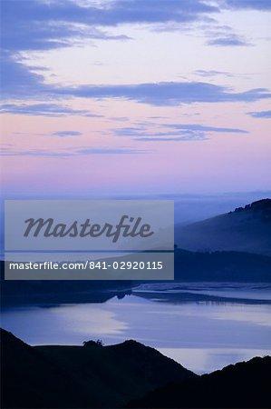 Péninsule d'Otago près de Dunedin, Otago, île du Sud, Nouvelle-Zélande, Pacifique
