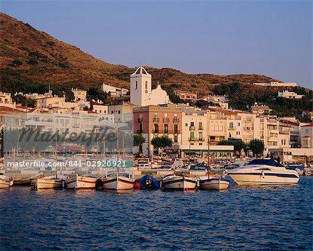 Port de la Selva, Costa Brava, Catalogne, Espagne