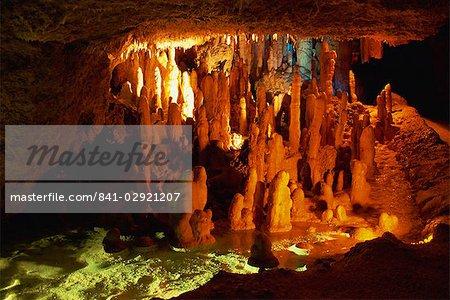 Grotte, Barbade, Antilles, Caraïbes Harrison, Amérique centrale