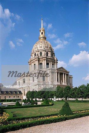 Hotel des Invalides, Paris, France, Europe