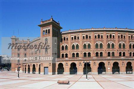 Plaza de Toros, Madrid, Spain, Europe