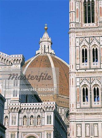 Duomo (Cathedral), Florence, UNESCO World Heritage Site, Tuscany, Italy, Europe