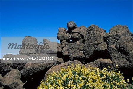 Caldera de Taburiente, La Palma, Kanarische Inseln, Spanien, Europa