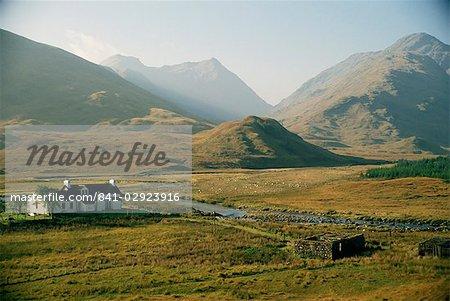 View of Streap, Knoydart, Western Highlands, Scotland, United Kingdom, Europe