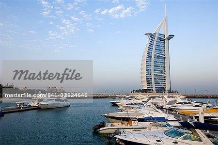 Burj Al Arab Hotel, Dubai, Émirats Arabes Unis, Moyen-Orient